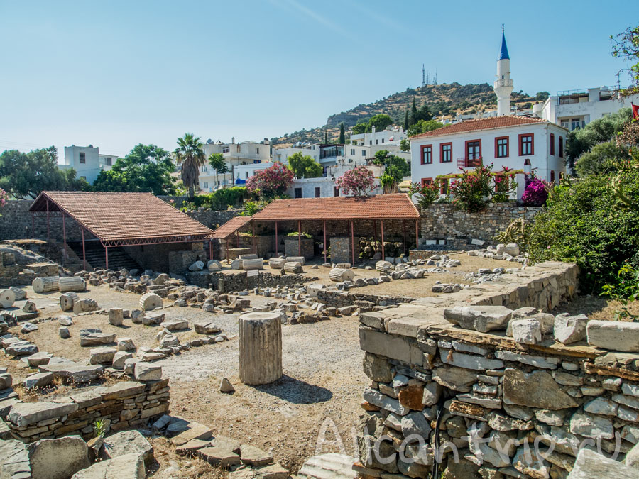 галикарнасский мавзолей фото