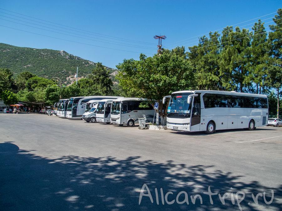 туристические экскурсии в эфес