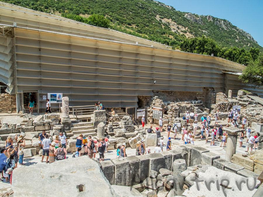 Эфес фото