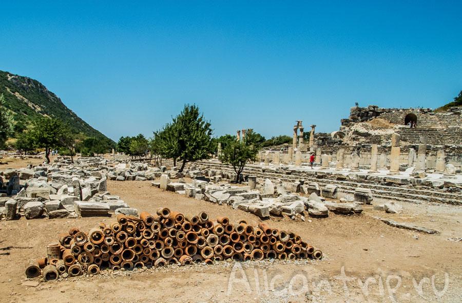 самостоятельная поездка в Эфес