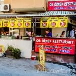 Цены в кафе в Кушадасах или где недорого перекусить на турецком курорте