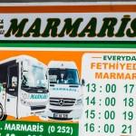 Как добраться из Фетхие в Мармарис быстро, дешево и комфортно