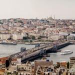 Откуда открывается лучший вид на Босфор – Галатская башня в Стамбуле