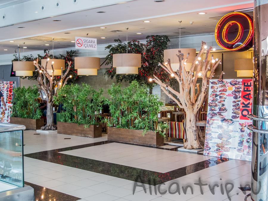 шоппинг в ТЦ Джевахир