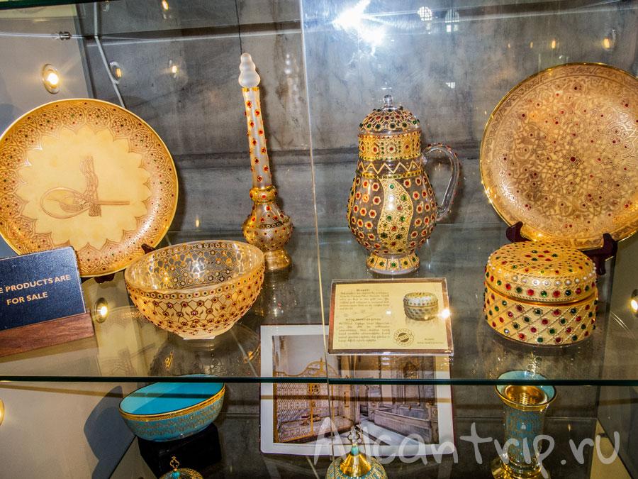 сувениры в Айя Софие