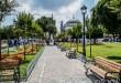 в парке Султанахмет