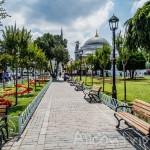 Парк Султанахмет в Стамбуле – где отдохнуть между экскурсиями