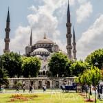 Голубая мечеть Султанахмет в Стамбуле или как мы встретили настоящего шейха!