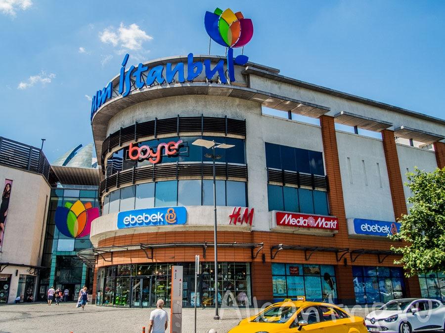 торговый центр форум Истанбул