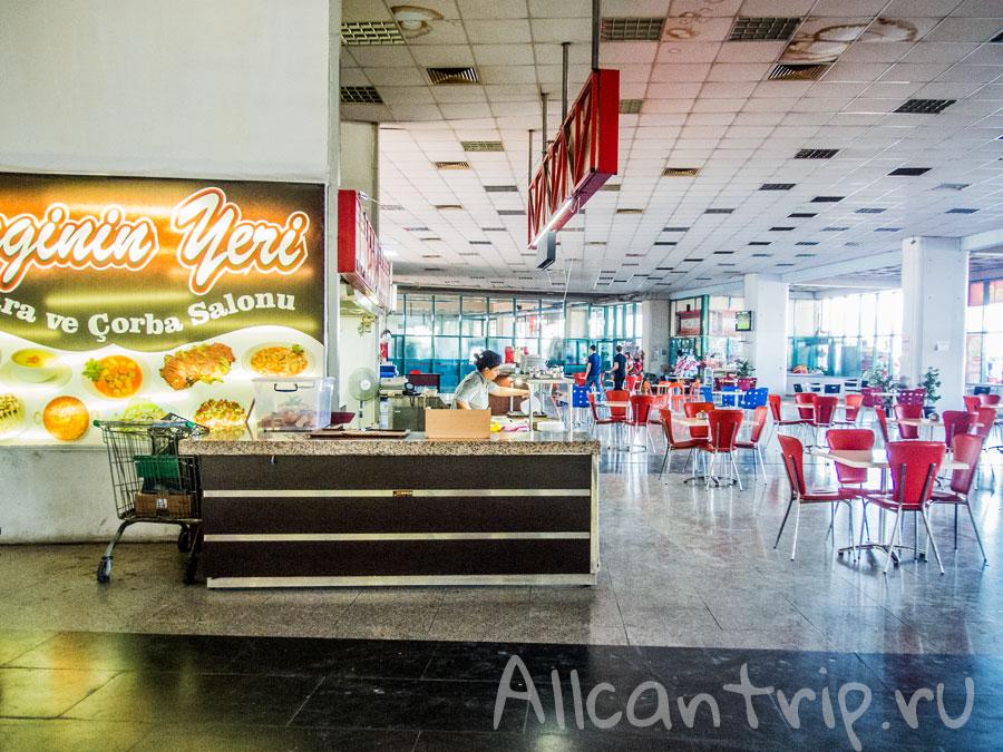 автовокзал в Измире