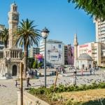 Прогулка по совершенно нетуристическому городу Турции – Измиру