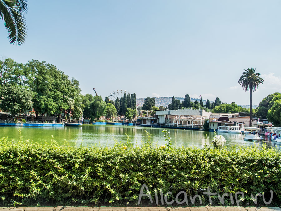 парк в Измире