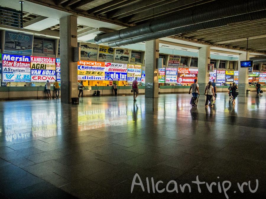 автовокзал в Измире фото