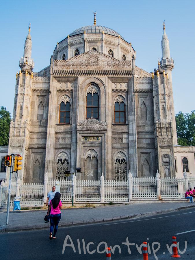 Стамбул мечеть фото