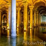 Цистерна Базилика – самое мистическое место в Стамбуле