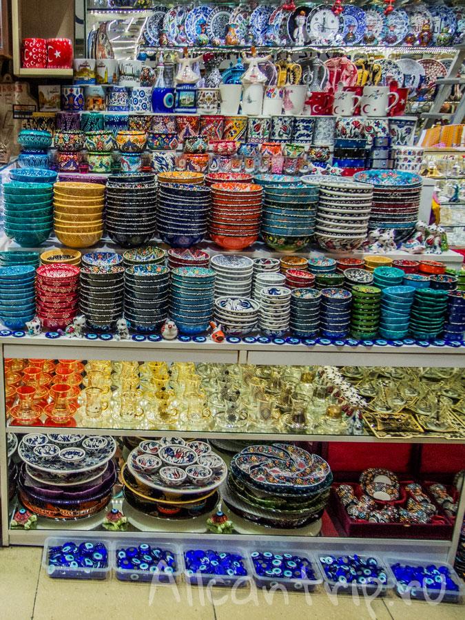 гранд базар в стамбуле сувениры