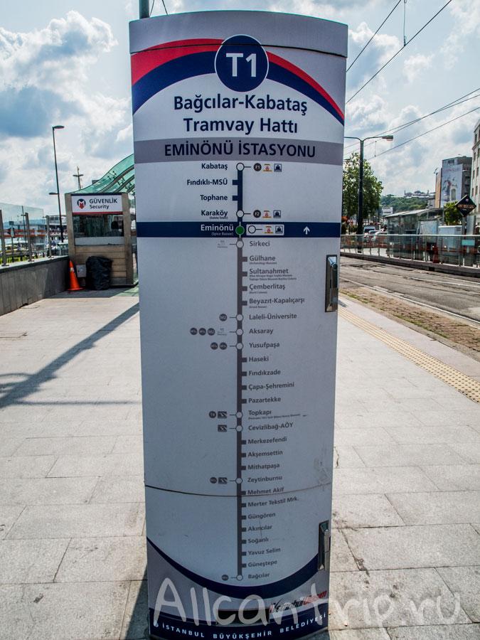 станция метро Эминеню