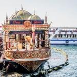 Попробуем знаменитый балык экмек на площади Эминёню в Стамбуле?