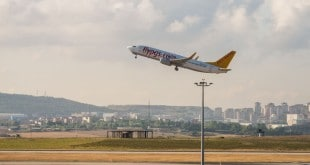 взлетно-посадочная полоса аэропорта Стамбула