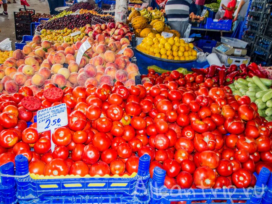 базар в Бодруме