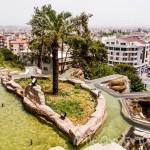 Искусственный водопад Манавгата – символ города и туристический центр