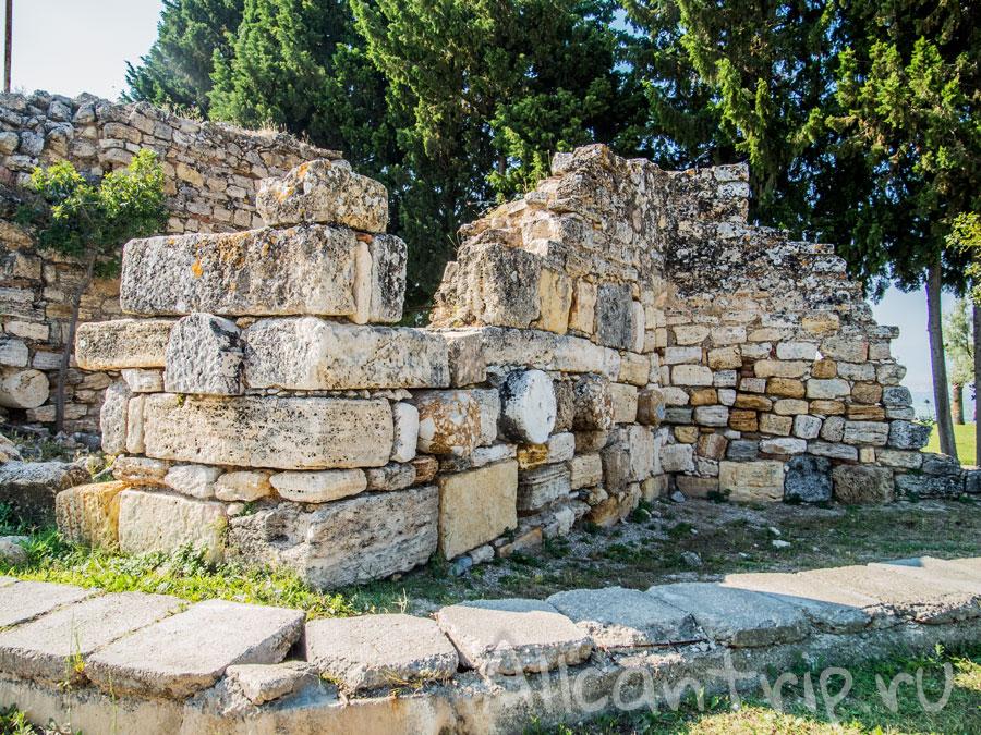 на территории Иераполиса