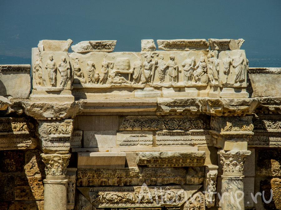 амфитеатр в Иераполисе