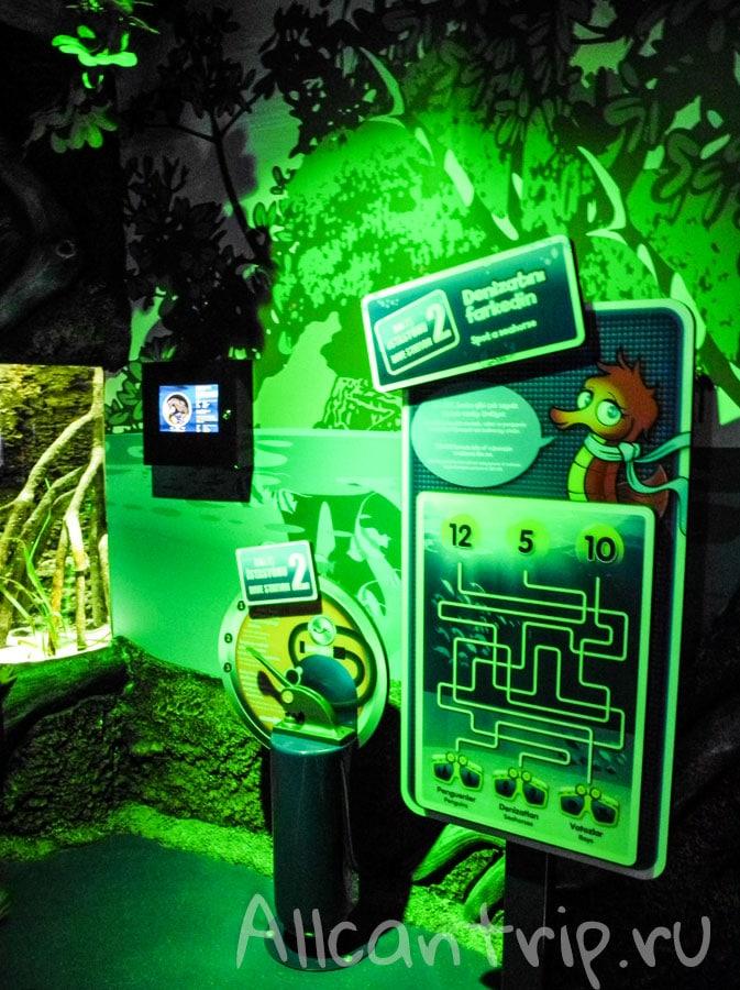 аквариум в стамбуле для детей