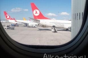 перелет из стамбула в белград