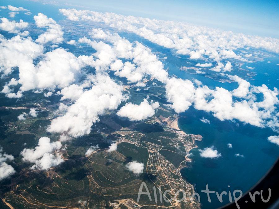 турция из самолета