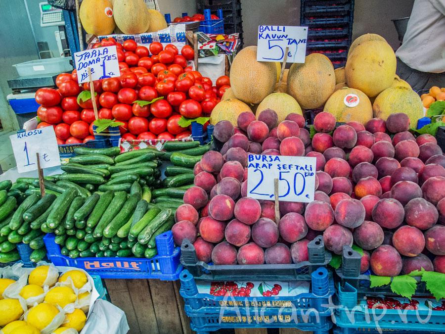 рынок в Измире