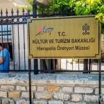 Музей в Иераполисе – древние бани и жуткие скульптуры