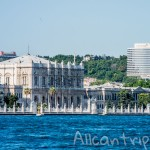 Дворец Долмабахче – самый шикарный дворец Османов в Стамбуле