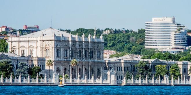 Дворец Долмабахче в Стамбуле: увидеть роскошь османских султанов