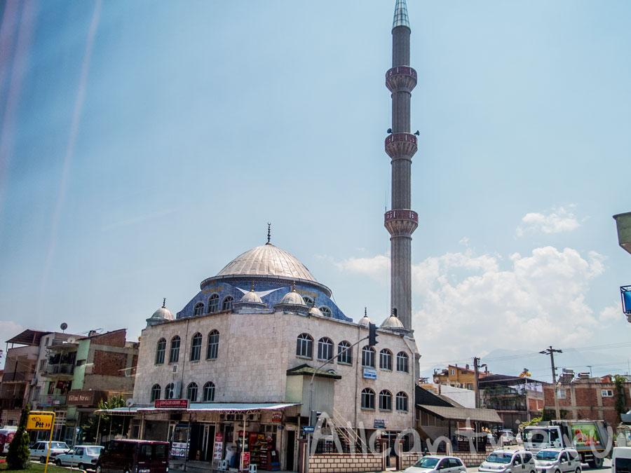 мечеть в денизли