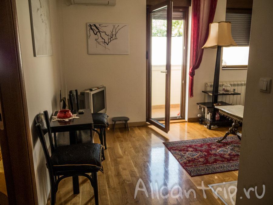 квартира в Белграде недорого