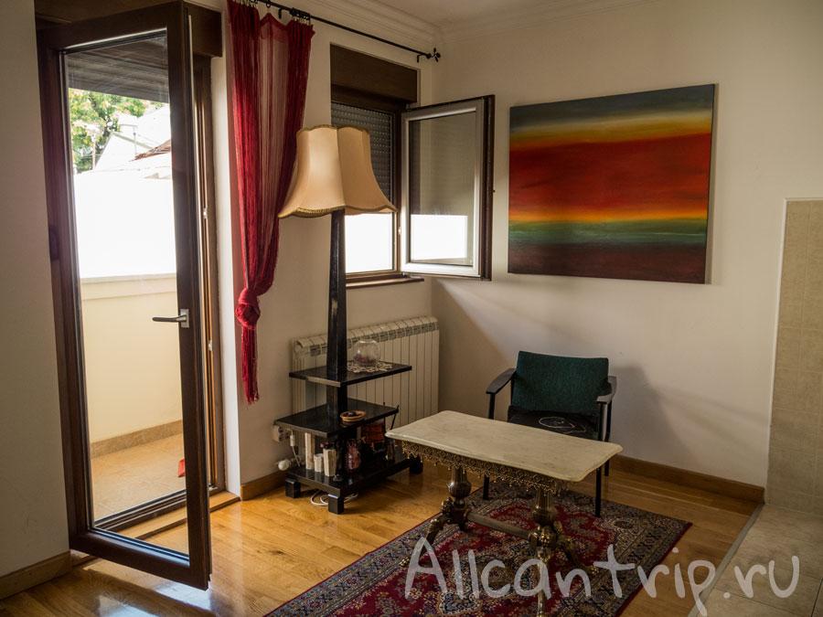 квартира в Белграде в центре