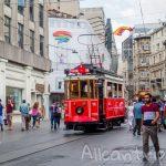 Прогулка по главной туристической улице Стамбула – Истикляль