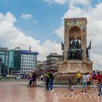 Площадь Таксим в Стамбуле – стоит ли посетить и как добраться