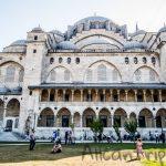 Мечеть Сулеймание в Стамбуле – по следам султана Сулеймана