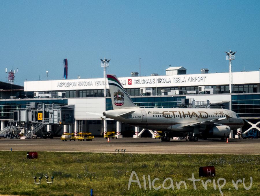 аэропорт Белград фото