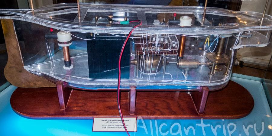 музей николы тесла в белграде