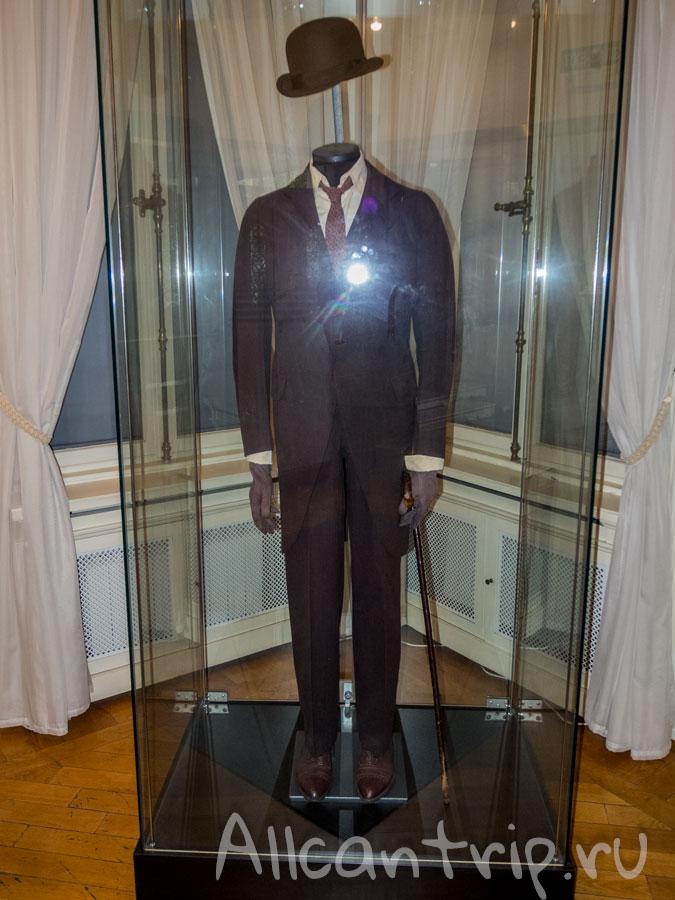 костюм николы тесла