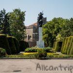Парк Калемегдан в Белграде – туристическая мекка или тихий уголок?