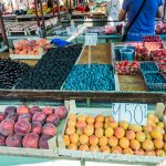 Где купить вкусные и свежие продукты в Белграде? Идем на рынок!