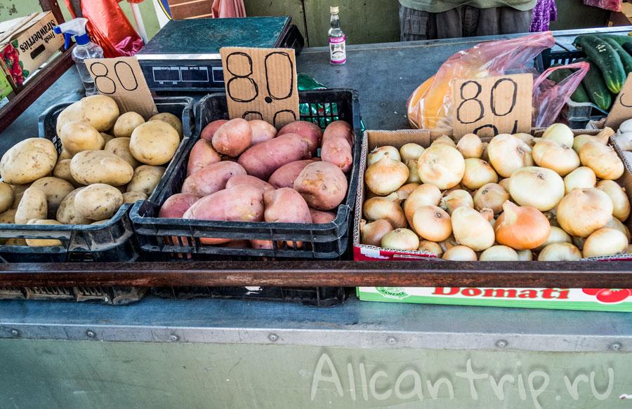 цены на рынке в белграде
