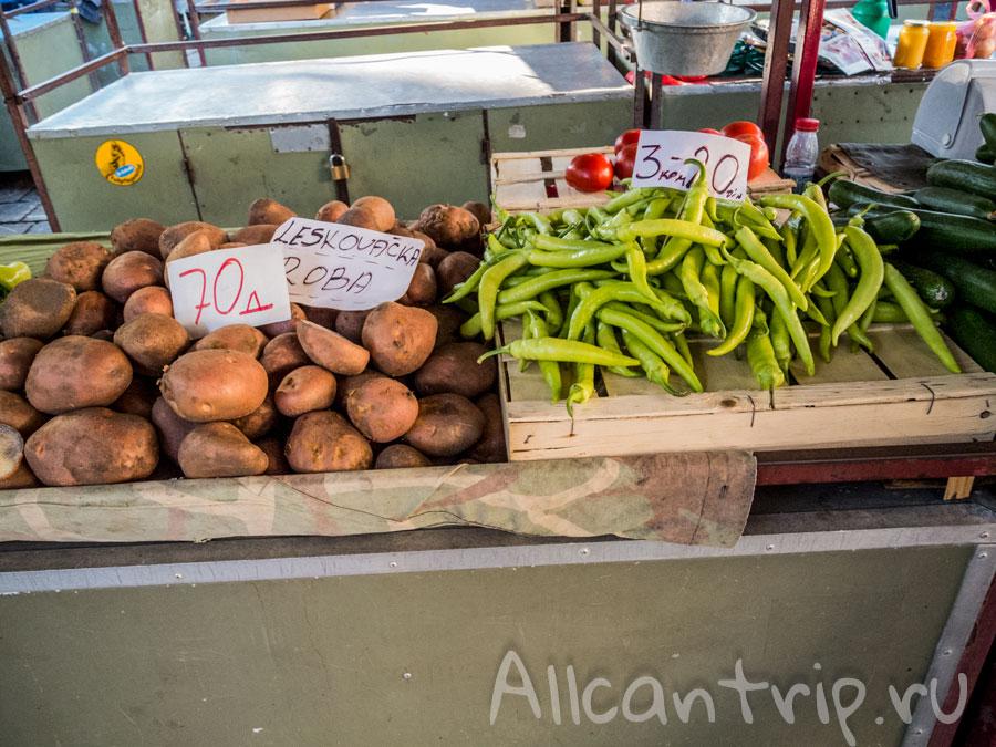 рынок в белграде фото