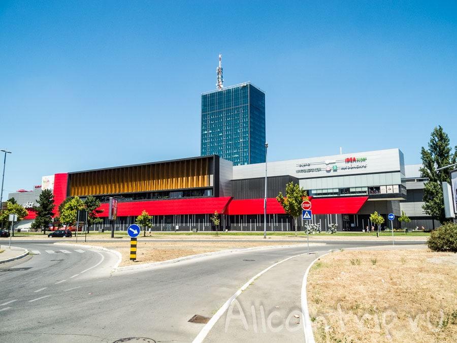 торговый центр USCE