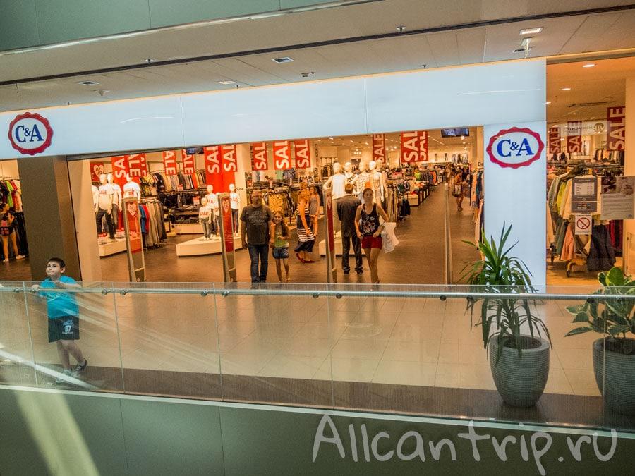 торговые центры Белграда