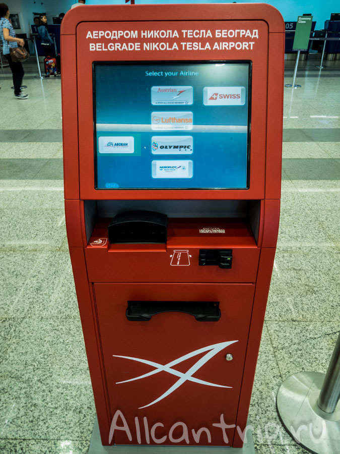 терминал в аэропорту белграда